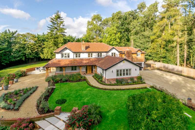 6 Bedrooms Detached House for sale in Pangbourne, Reading