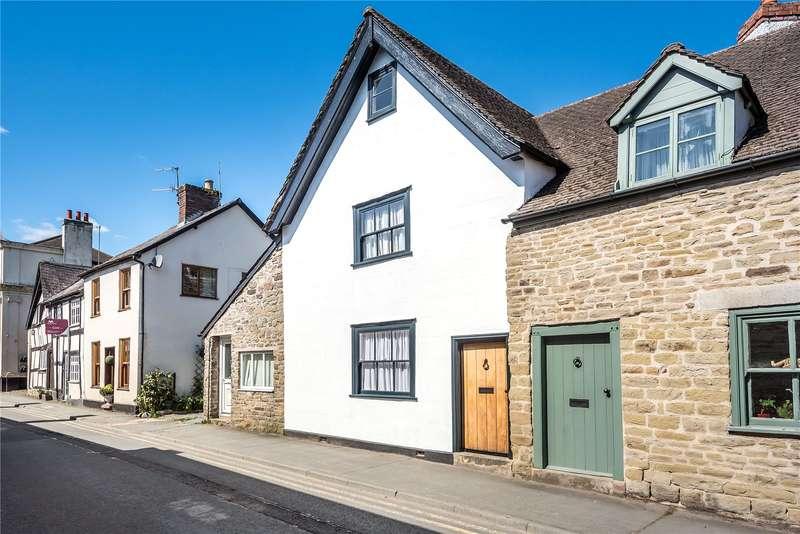 3 Bedrooms Terraced House for sale in 38 Duke Street, Kington, Herefordshire, HR5 3BL