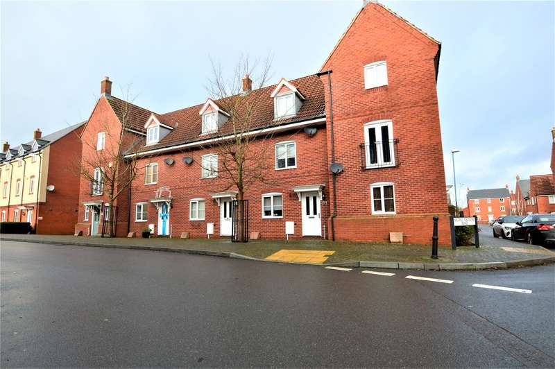 3 Bedrooms Semi Detached House for sale in Beauchamp Road, Walton Cardiff, Tewkesbury, GL20