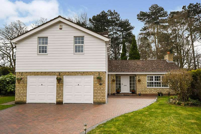 4 Bedrooms Detached House for sale in Shearwater Close, Lincoln, Lincolnshire, LN6