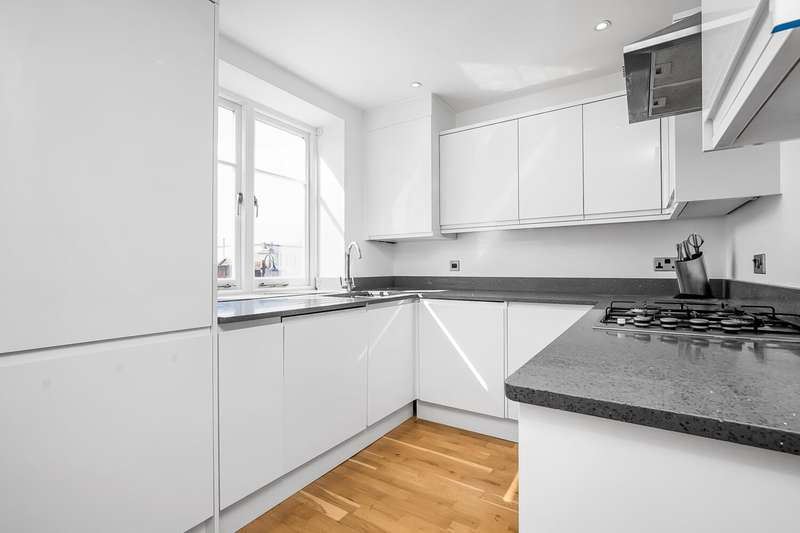 2 Bedrooms Apartment Flat for sale in Westow Hill, London
