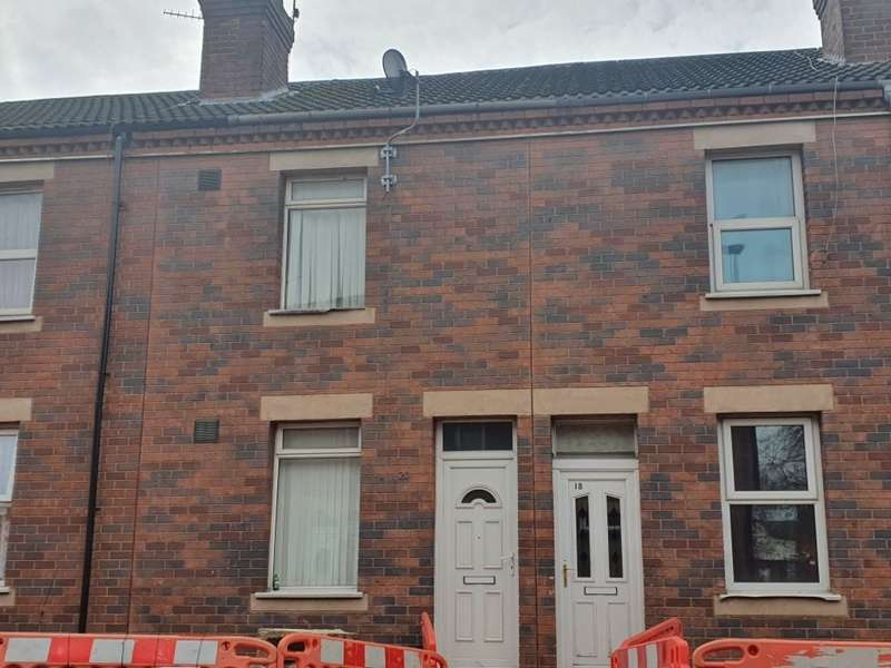 2 Bedrooms Terraced House for sale in Stoneclose Avenue, Doncaster