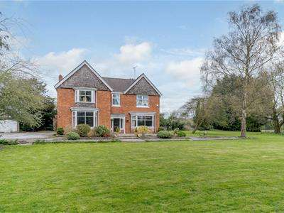 5 Bedrooms House for sale in Derby Road, Uttoxeter, Staffordshire