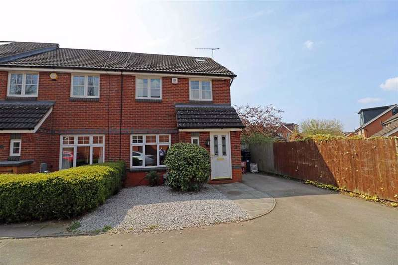 4 Bedrooms Mews House for sale in Woodmill Meadow, Kenilworth, CV8
