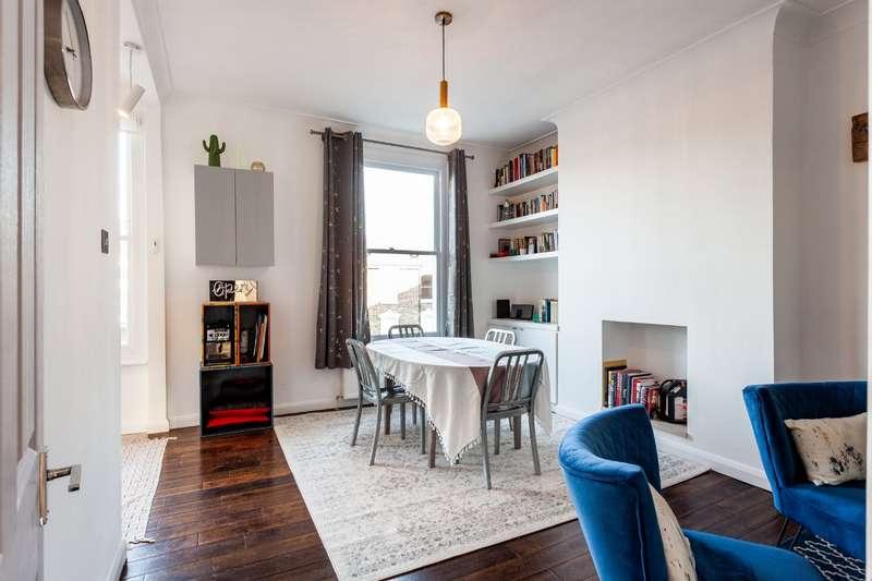 3 Bedrooms Flat for sale in Wilberforce Road, London, N4