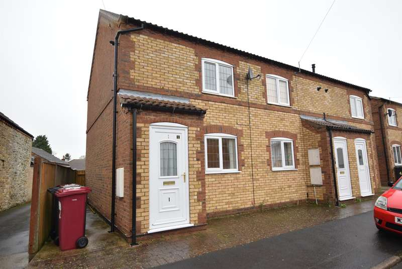 2 Bedrooms End Of Terrace House for rent in Ings Road, Kirton Lindsey, DN21 4GU
