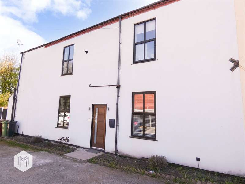 3 Bedrooms End Of Terrace House for sale in Salford Road, Bolton, BL5