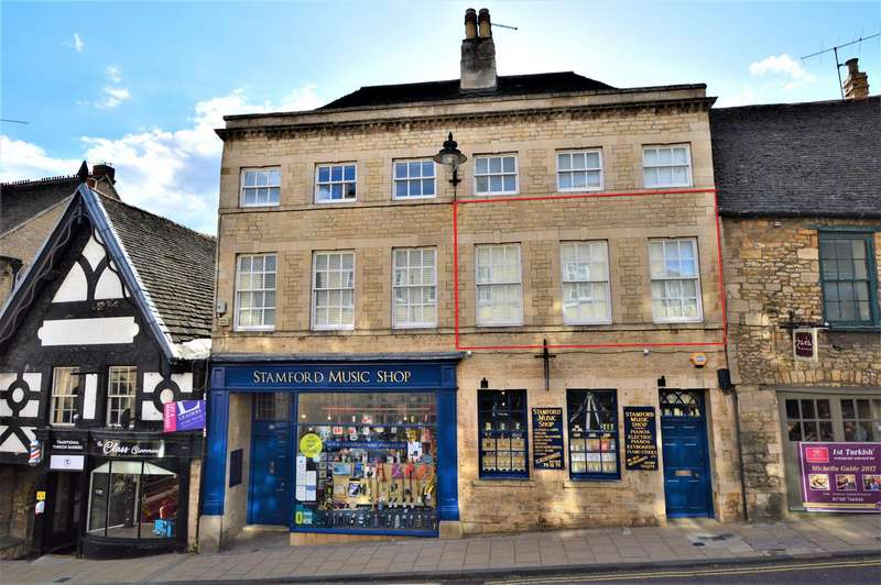 2 Bedrooms Apartment Flat for sale in St. Marys Hill, Stamford