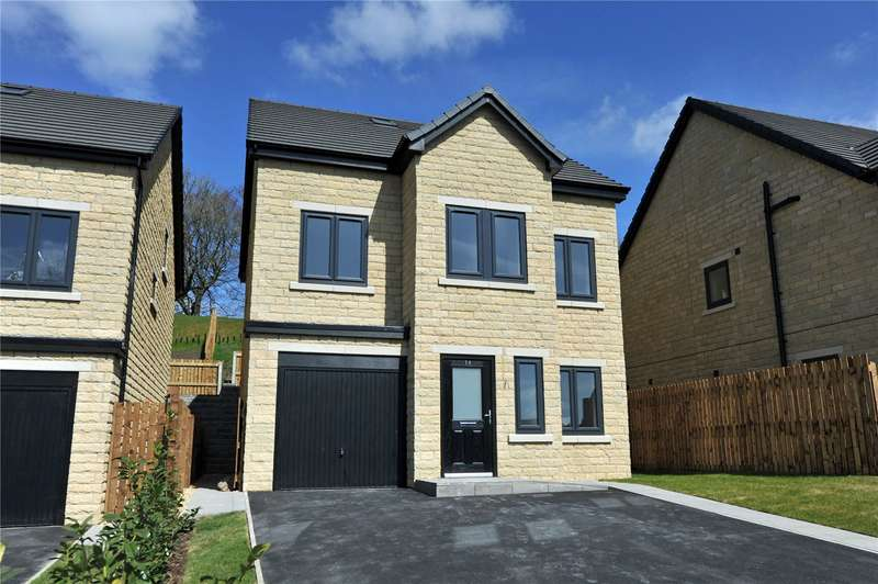 4 Bedrooms Detached House for sale in Plot 9 Greensnook, 14 Buttermere Avenue, OL13