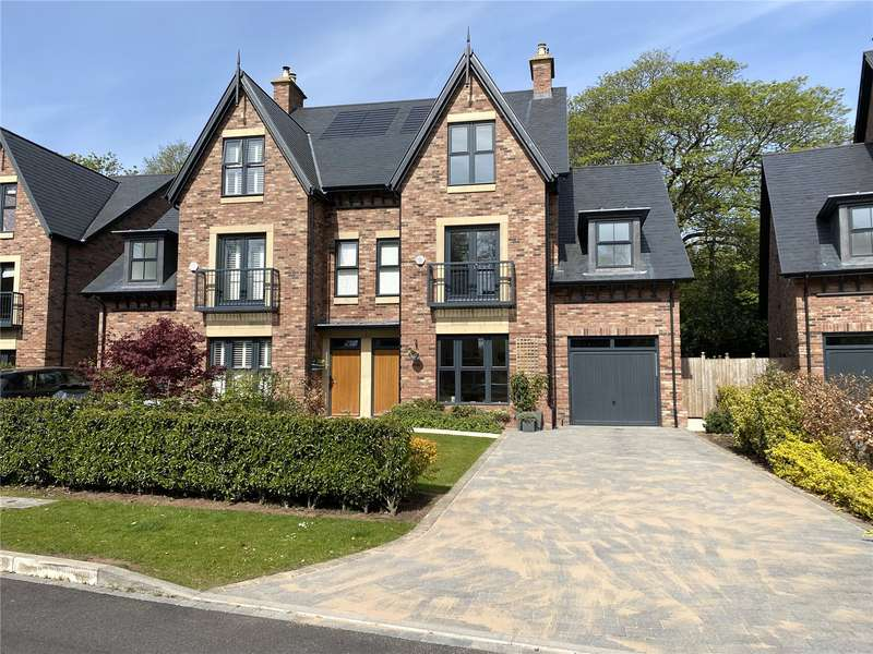 5 Bedrooms Semi Detached House for sale in Hayescroft Gardens, Didsbury, Manchester, M20