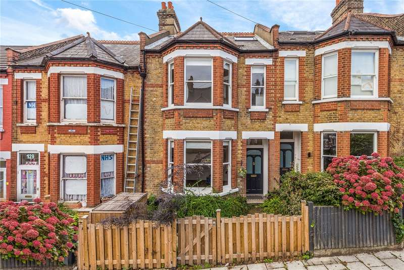 4 Bedrooms Terraced House for sale in Casewick Road, London, SE27