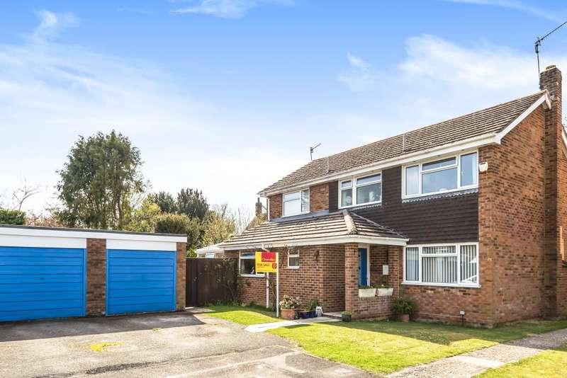 3 Bedrooms Detached House for sale in Lambourn, Berkshire, RG17