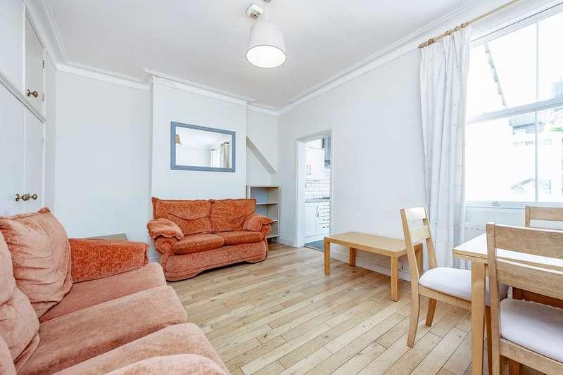 2 Bedrooms Terraced House for sale in Blackshaw Road, London SW17