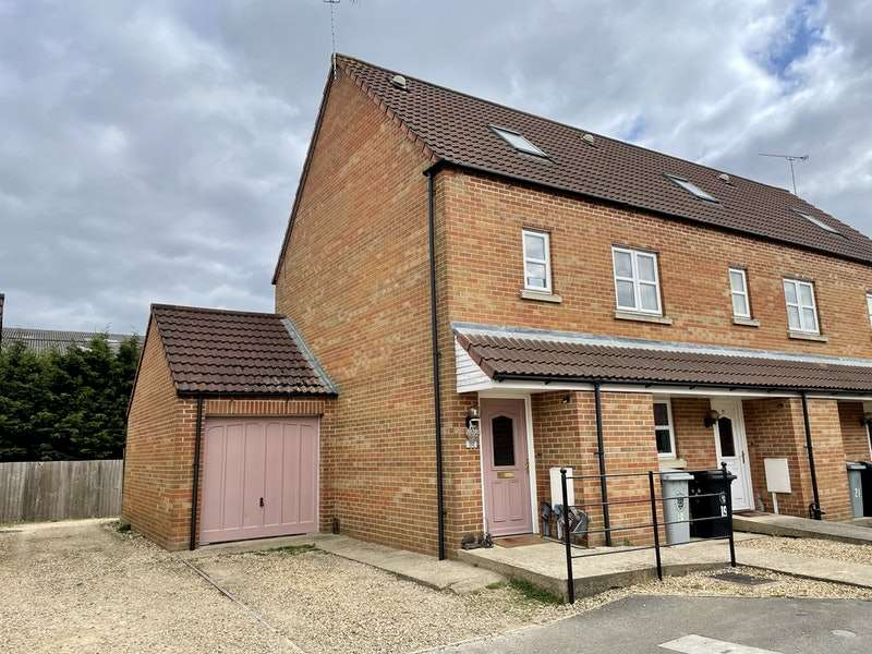 4 Bedrooms Terraced House for sale in Sampey Way, Billingborough, Lincolnshire, NG34
