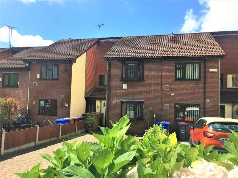 3 Bedrooms Terraced House for sale in Nathan Drive, Salford, M3 6BA