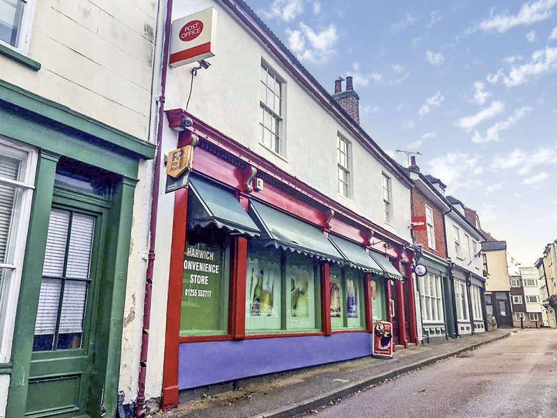 Retail Property (high Street) Commercial for sale in HARWICH, CO12