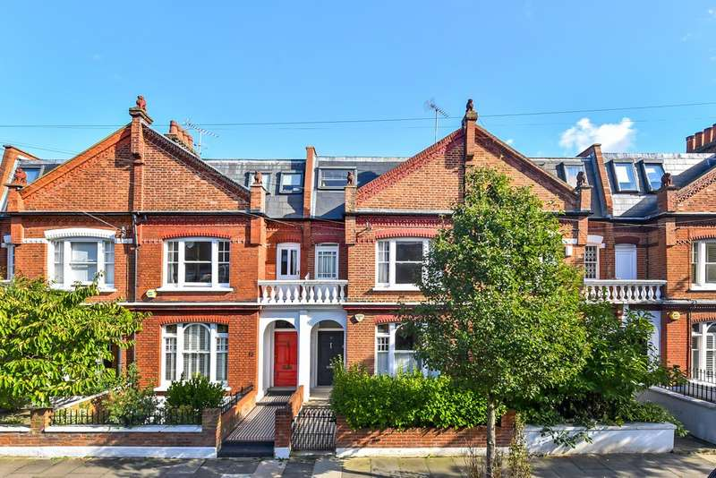 5 Bedrooms Terraced House for sale in Acfold Road, London