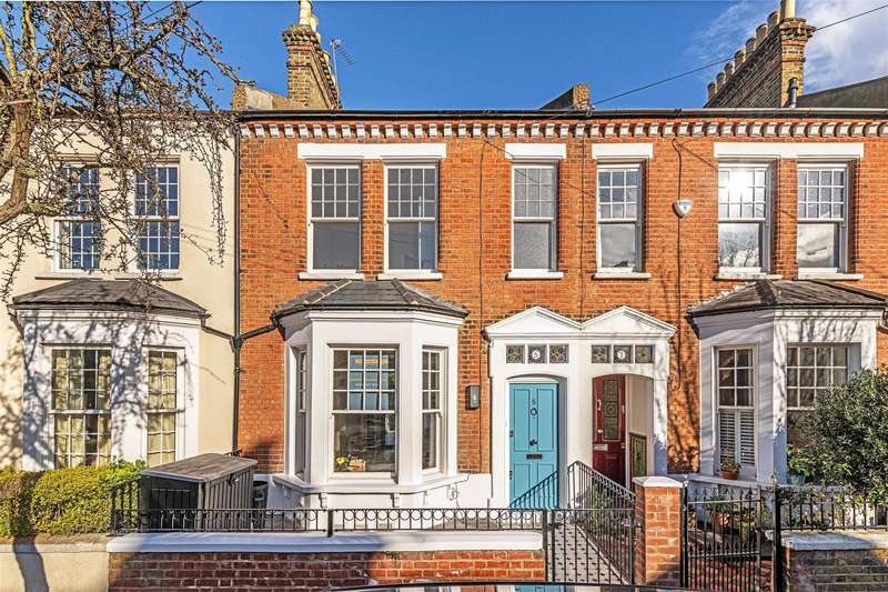 5 Bedrooms House for sale in Fanthorpe Street, London