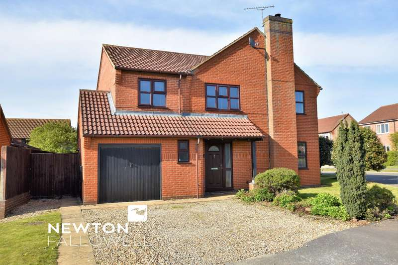 5 Bedrooms Detached House for sale in Tobias Grove, Stamford