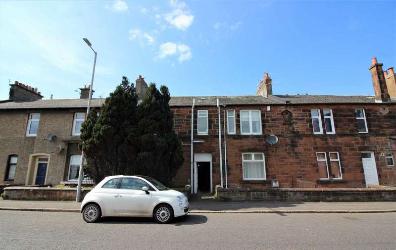 1 Bedroom Semi Detached House for sale in West Sanquhar Road, Ayr