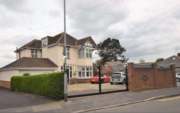 6 Bedrooms Detached House for sale in Butt Lane, Hinckley LE10