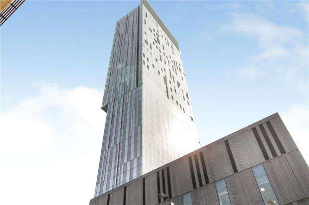 1 Bedroom Apartment Flat for sale in Deansgate, Manchester