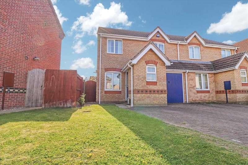 3 Bedrooms Semi Detached House for sale in Bath Road, Bracebridge Heath, Lincoln