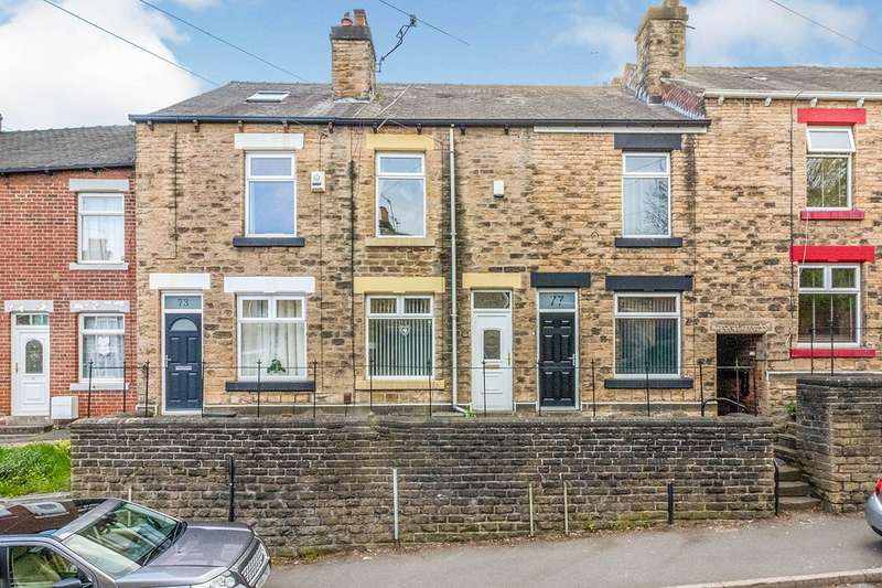 3 Bedrooms House for sale in Dykes Hall Road, Sheffield, South Yorkshire, S6