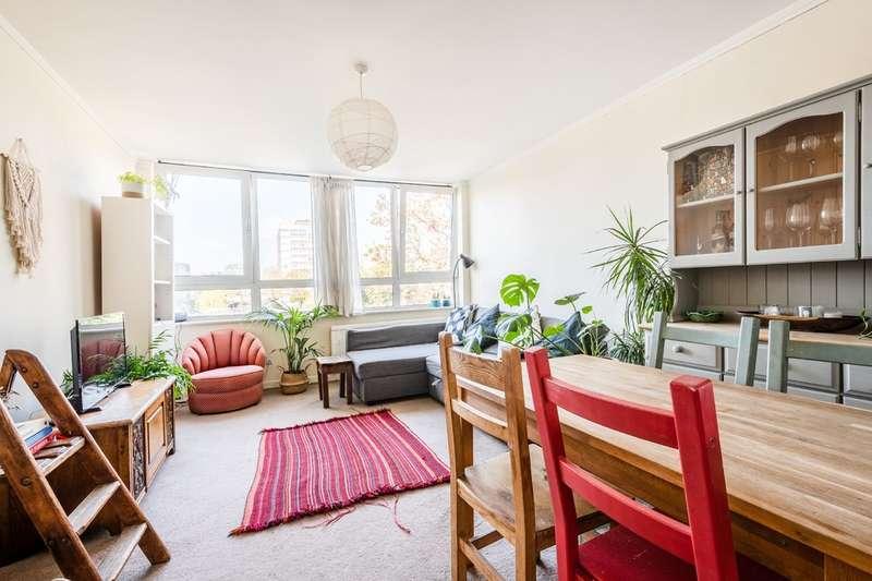 2 Bedrooms Flat for sale in Pownall Road, London