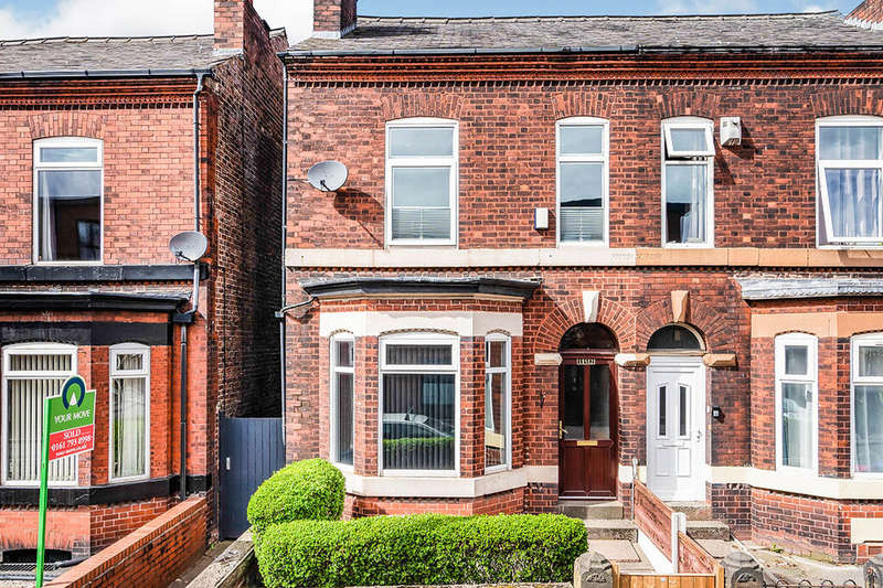 3 Bedrooms Semi Detached House for sale in Barton Lane, Eccles, M30
