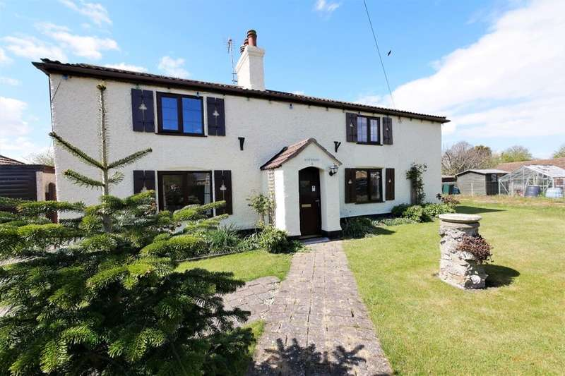 3 Bedrooms Detached House for sale in Washdyke Lane, Mumby, Alford, LN13