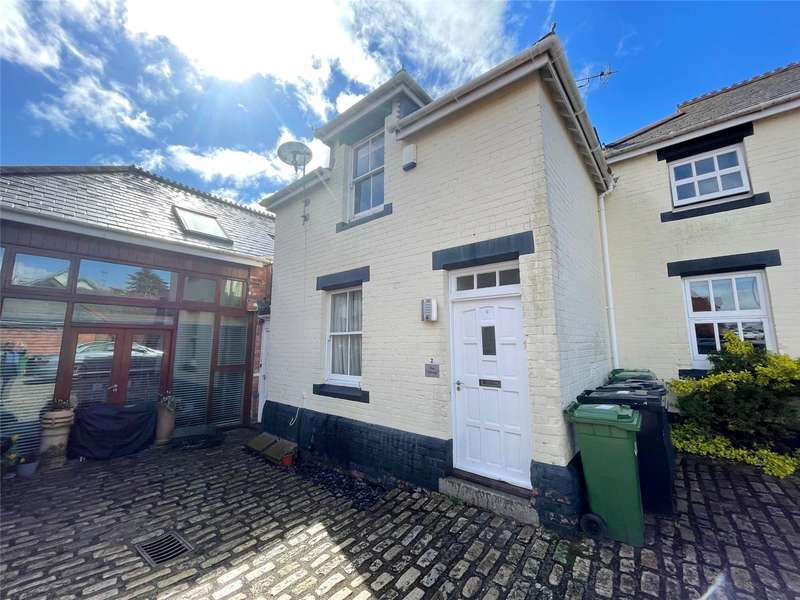 2 Bedrooms House for rent in The Old Cooperage, Sivell Place, Exeter, EX2