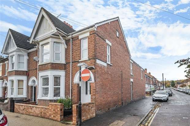 2 Bedrooms Flat for sale in Salisbury Street,, Bedford