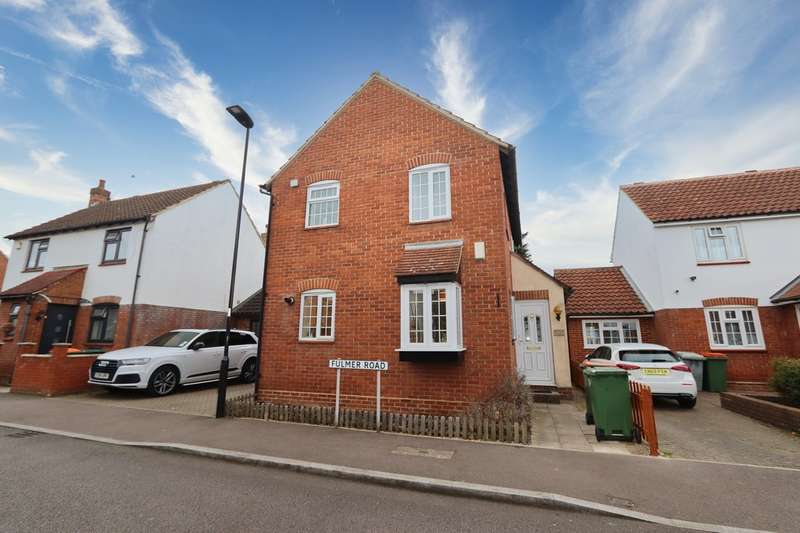 3 Bedrooms Semi Detached House for sale in Fulmer Road, London, E16