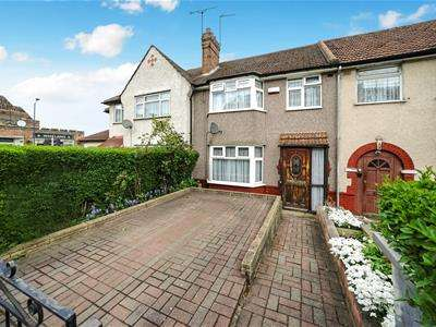 3 Bedrooms Terraced House for sale in Coles Green Road, Dollis Hill