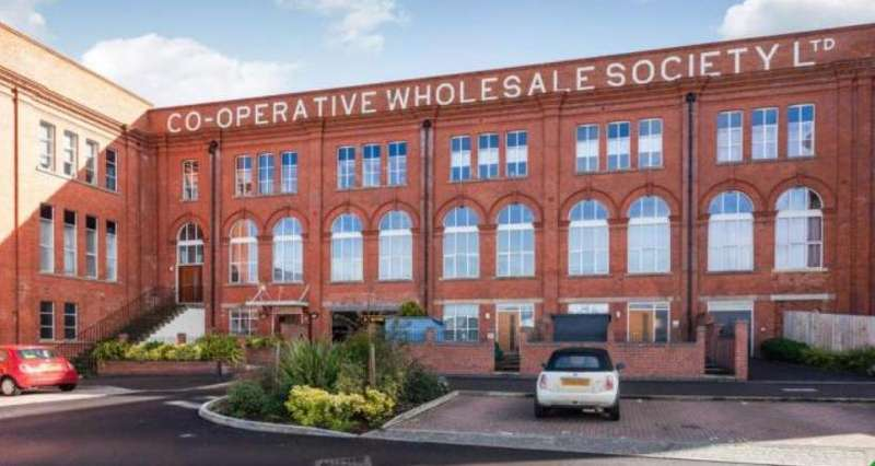 3 Bedrooms Town House for sale in Wheatsheaf Court, Leicester
