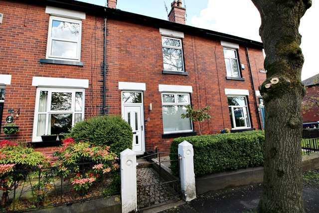 2 Bedrooms Terraced House for sale in West Road, Prestwich, M25 3FB