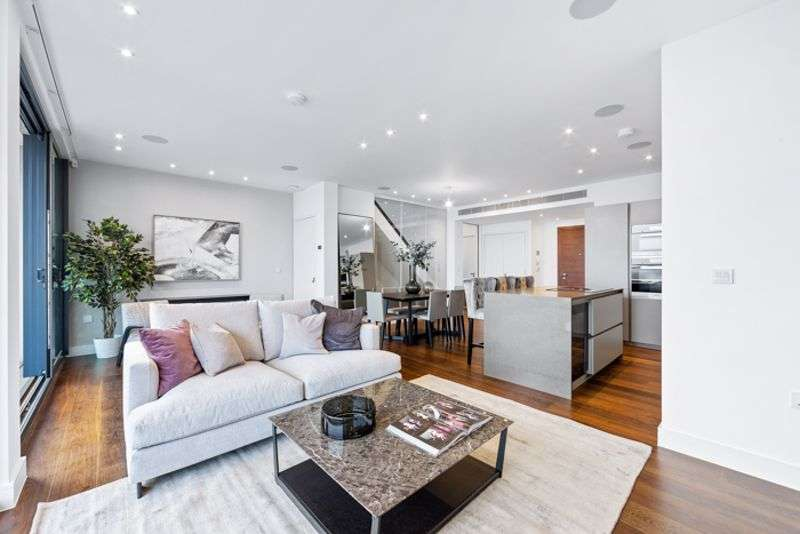 3 Bedrooms Property for sale in PENTHOUSE CENTRE HEIGHTS, Finchley Road, Hampstead, London, NW3