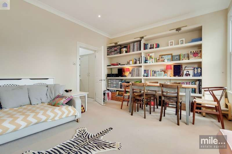 2 Bedrooms Flat for sale in Ashburnham Road, Kensal Rise