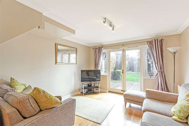2 Bedrooms Terraced House for sale in Fawcett Close, London, SW16