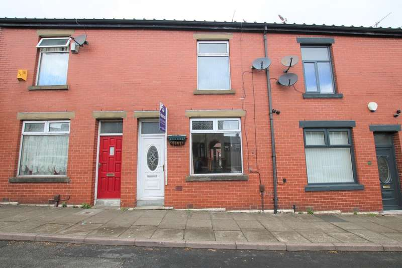 2 Bedrooms Terraced House for sale in Young Street, Blackburn