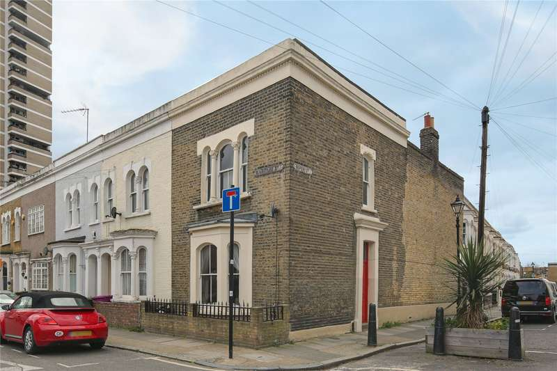 3 Bedrooms House for sale in Maritime Street, Bow, London, E3