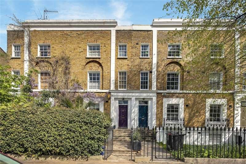 4 Bedrooms Terraced House for sale in Queensbridge Road, Hackney, London, E8