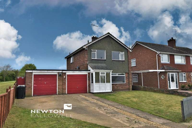 3 Bedrooms Detached House for sale in Churchill Road, Stamford