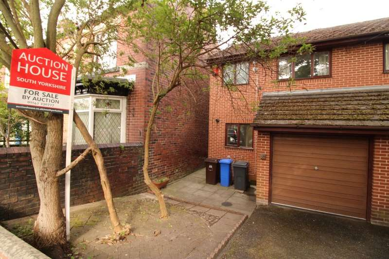 3 Bedrooms Semi Detached House for sale in 22 Holtwood Road, Sheffield, South Yorkshire