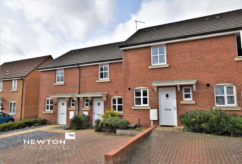 2 Bedrooms Terraced House for sale in Banks Crescent, Stamford