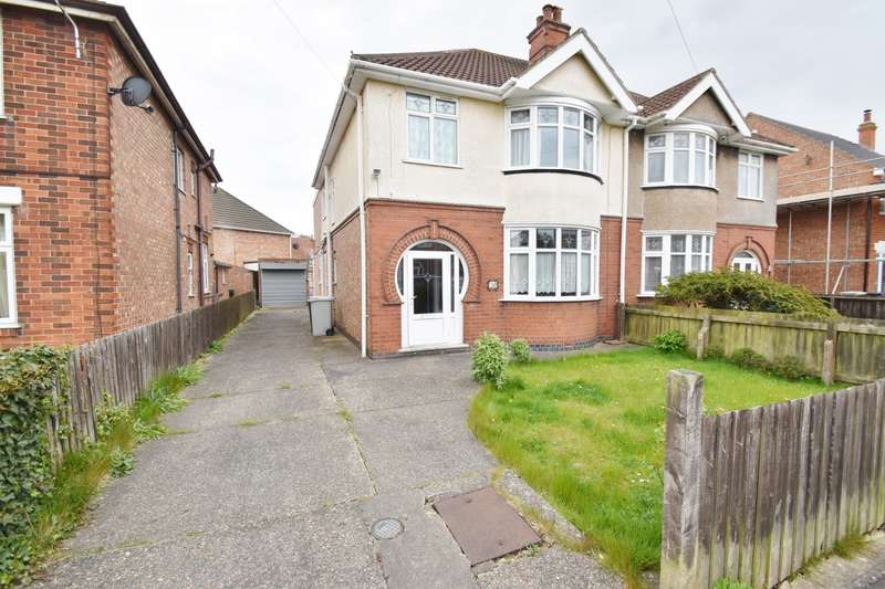 4 Bedrooms Semi Detached House for sale in Sunningdale Drive, Skegness, PE25