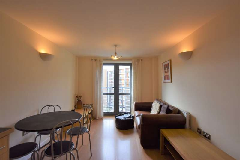 1 Bedroom Property for rent in Velocity North, 3 City Walk LS11