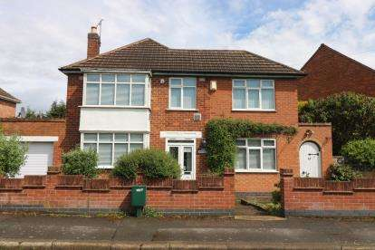 4 Bedrooms Detached House for sale in Blaby Road, Enderby, Leicester, Leicestershire