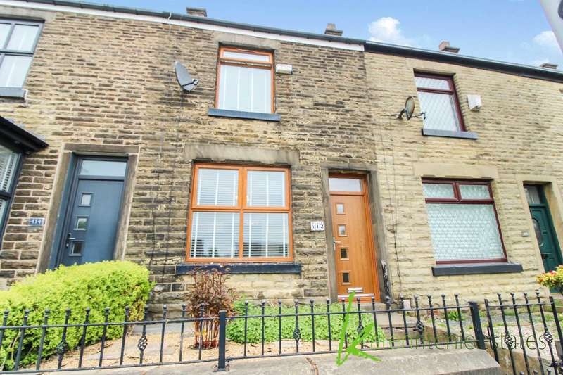 2 Bedrooms Terraced House for sale in Darwen Road, Bolton